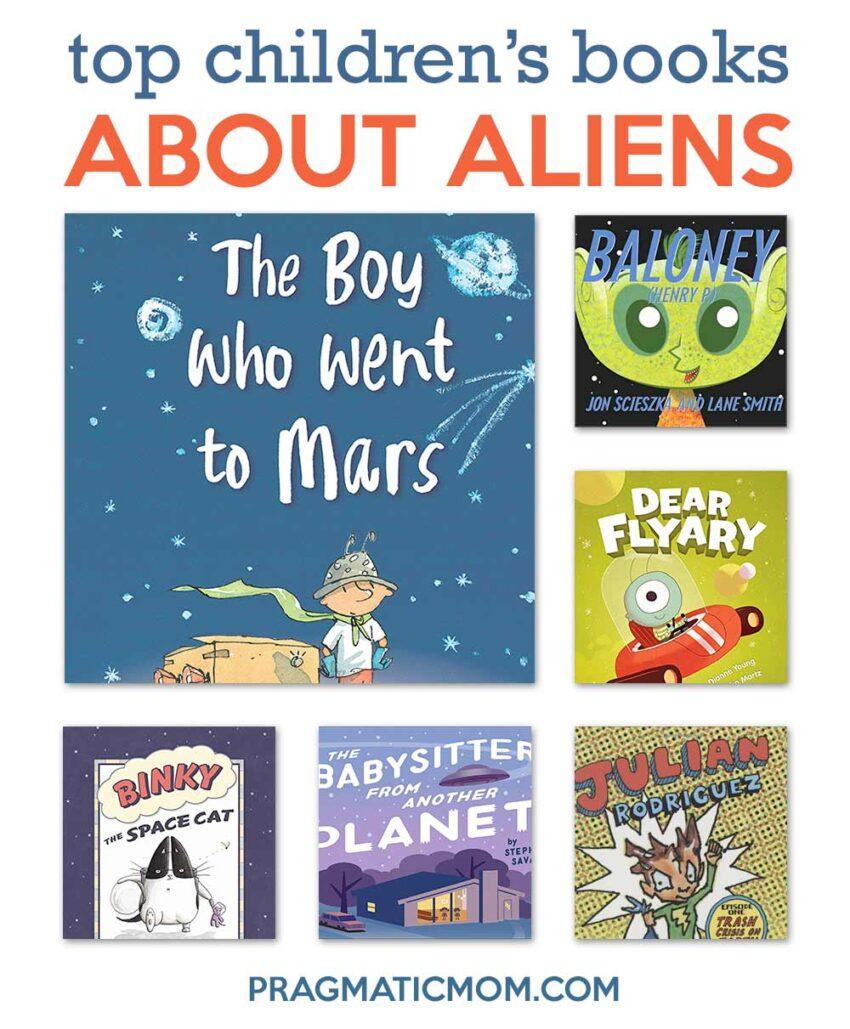 Children's Books about Aliens