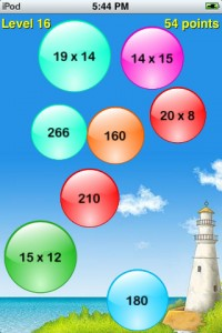 math facts fun app, pop math,