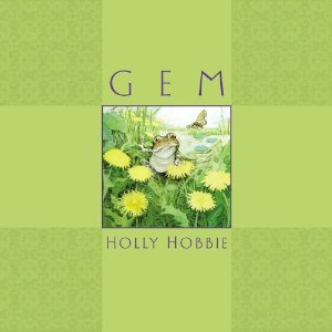 Gem, Holly Hobbie, wordless picture book, wordless picture books with frogs or toads