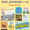 Books Set During Summer for Kids