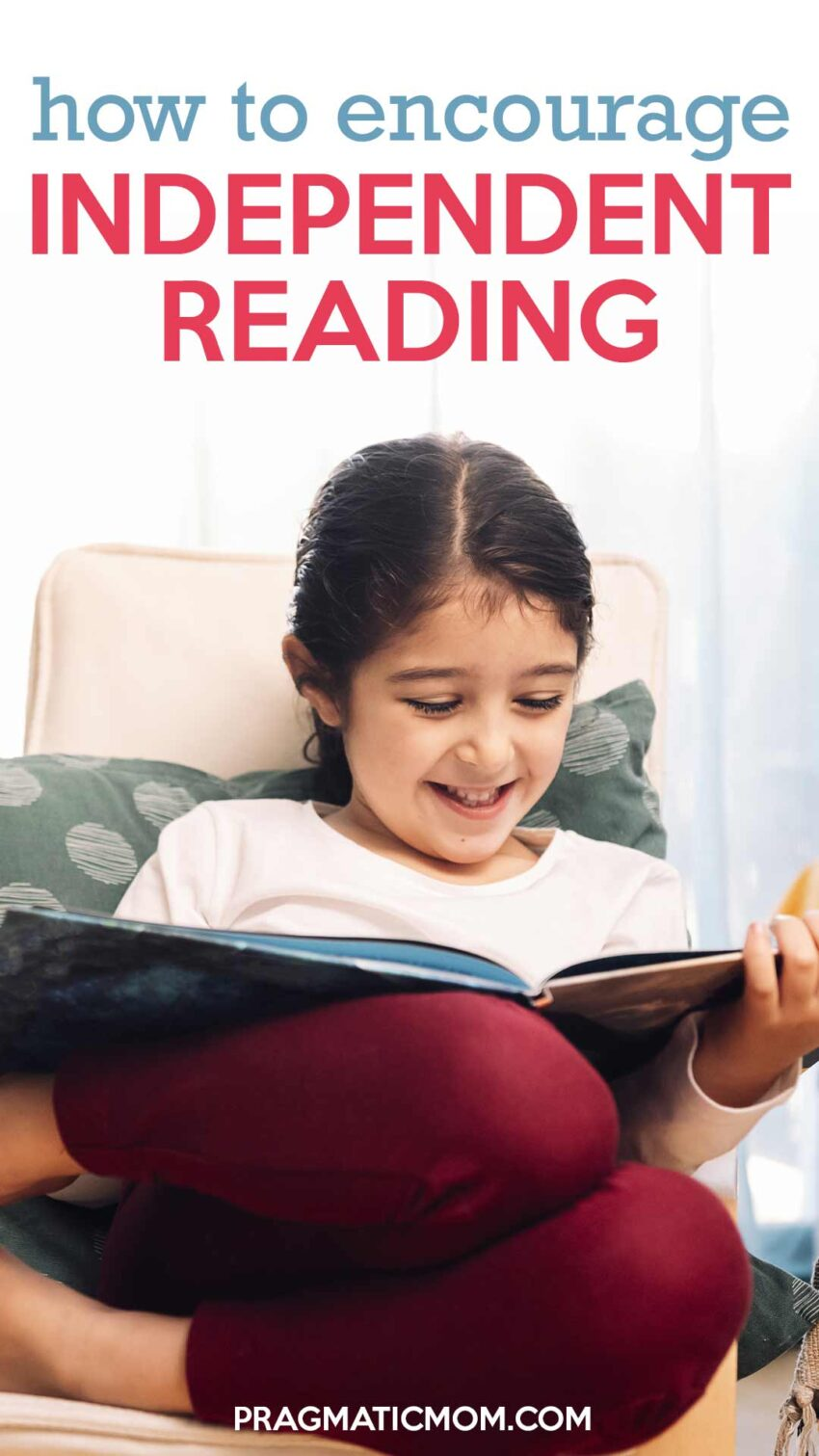 How To Teach Kids to Read Independently