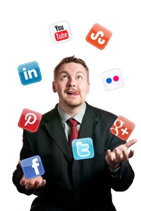 social media balance,
