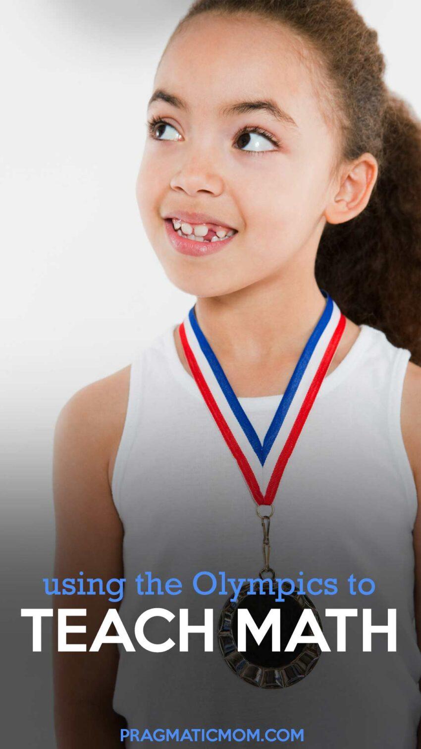Using Olympics to Teach Math