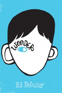 Wonder, R J Palacio, chapter book on special needs, chapter book that teaches compassion