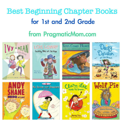 Best Beginning Chapter Books For 2nd And 3rd Grade Pragmaticmom