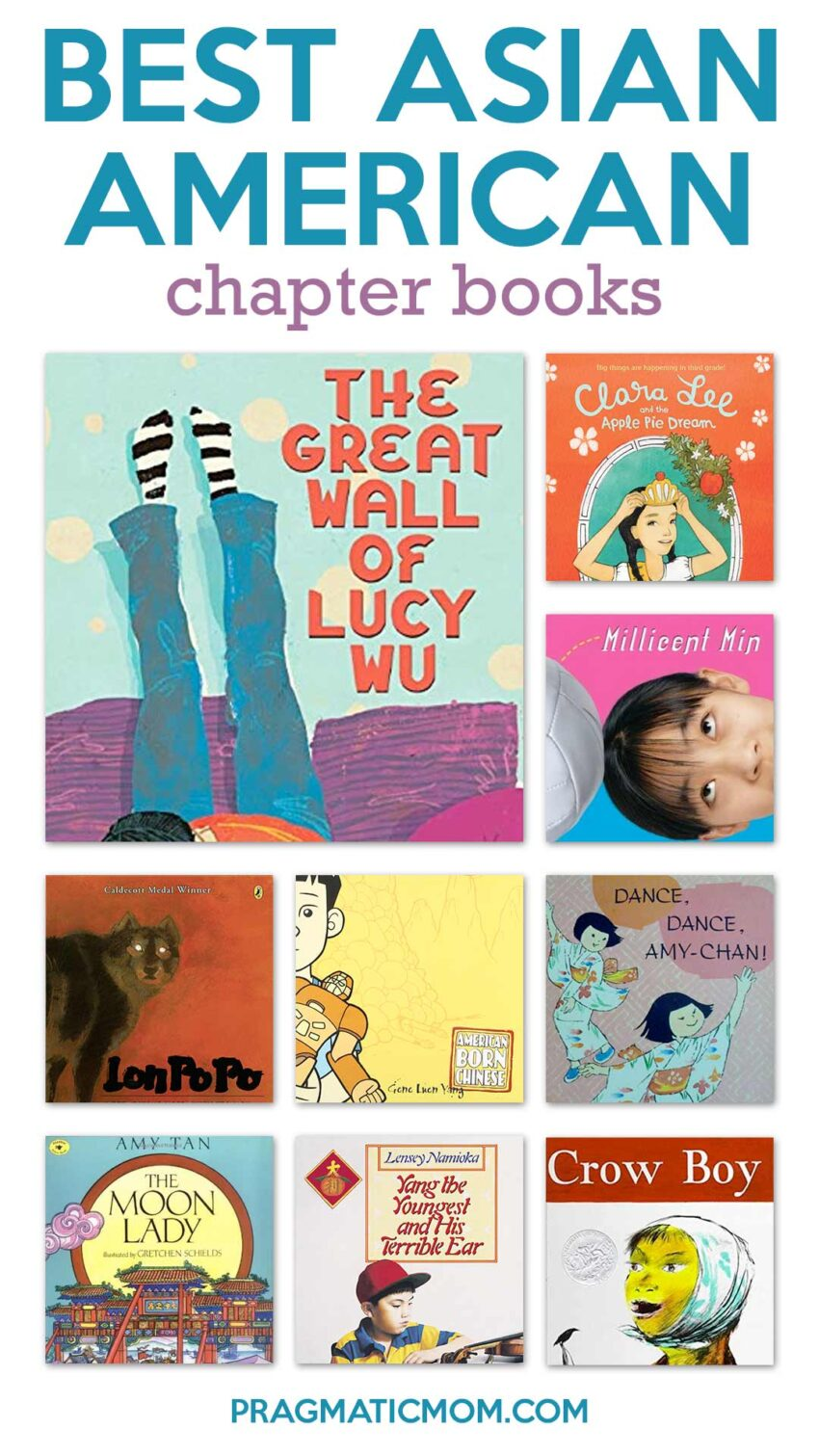 Best Asian American Chapter Books