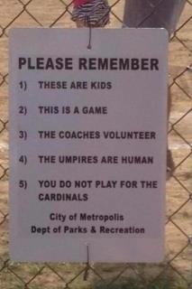 winning versus having fun, kids sports teams, etiquette on soccer field