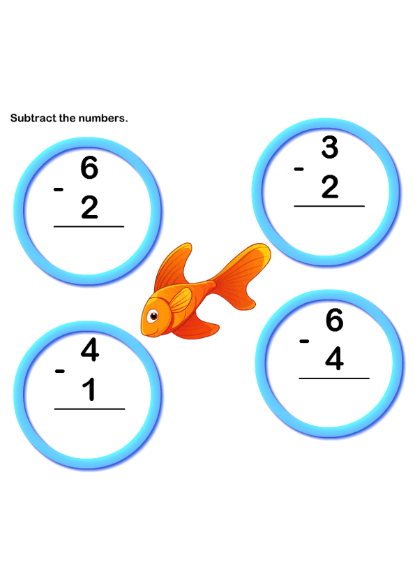 Subtraction and Adding to Ten Math Facts Games – PragmaticMom