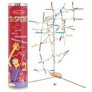 suspension, engineering game for kids
