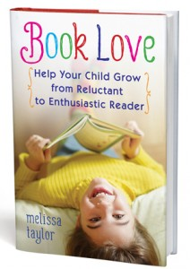 Book Love, how to get your kids reading, Melissa Taylor, Imagination Soup
