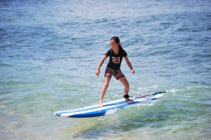 hawaii surfing for kids, Kauai surf, surfing for kids Hawaii