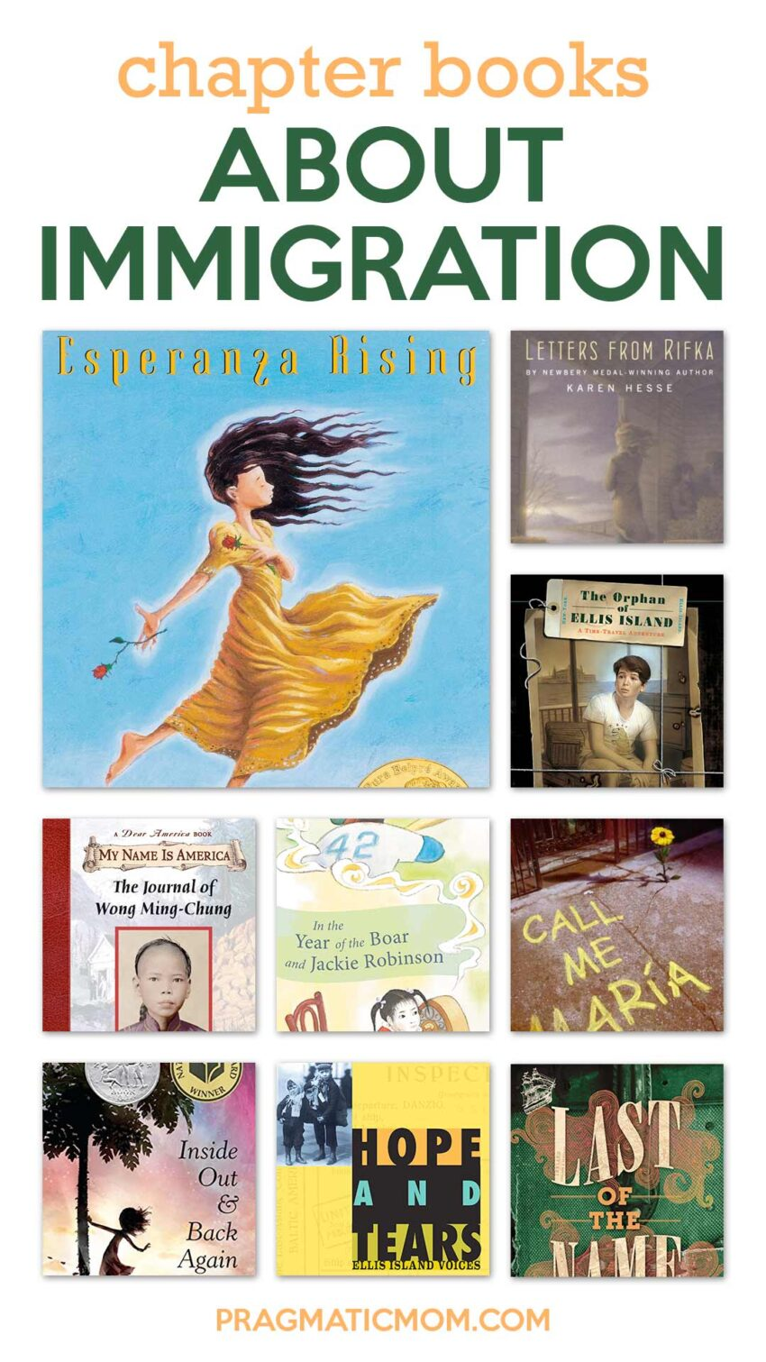 Immigration Chapter Books