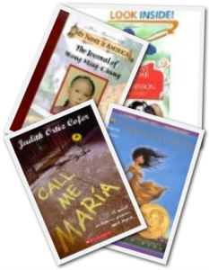 best immigration chapter books for kids