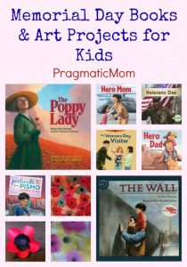 Veterans Day Books & Art Projects for Kids