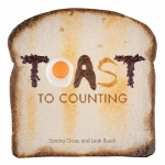 toast to counting, board book