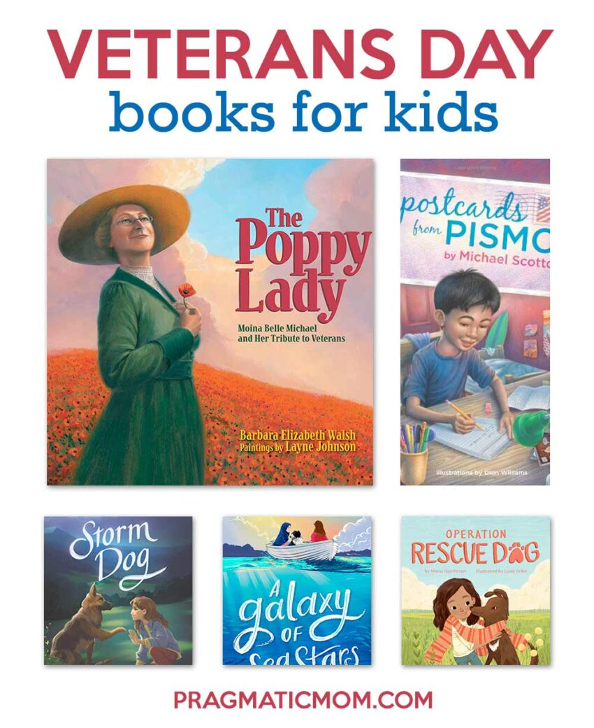 Veterans Day Books for Kids