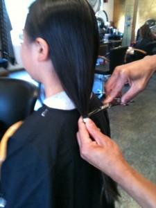 donating hair, locks of love,