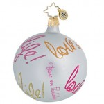 ornaments that give back