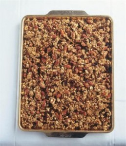 Andy's Fairfield Granola, Nigella Lawson, best granola ever, granola recipe