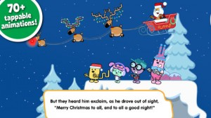 Wubbzy animated ebook for kids, Wubbzy animated Christmas story ebook for kids
