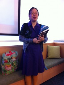 Grace Lin, Grace Lin school visit, Grace Lin author visit, Grace Lin and starry river of the sky