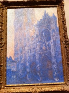 Claude Monet, Rouen Cathedrale