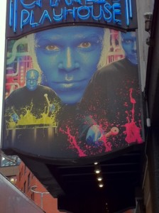 Blue Man Group Boston, best show for families Boston, best family show
