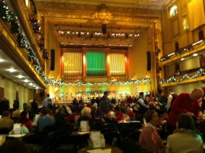 Boston Pops holiday concert, Boston Pops family holiday concert