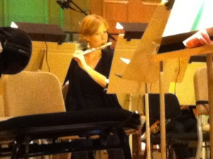 BSO, Boston Pops, flute player, flutist