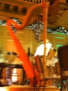 harp, Boston Symphony Orchestra, Boston Pops, harpist