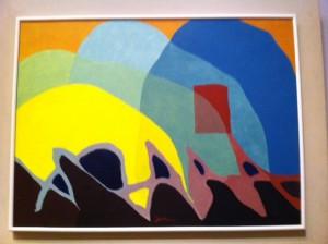 abstract artist Arthur Dove