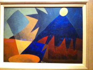 Arthur Dove, kids art project inspired by Arthur Dove