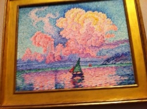 French impressionist at Museum of Fine Arts Boston