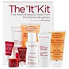 clarins skincare sampler