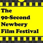 90 second Newbery Film Festival, make a book traiiler