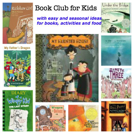 Kids Book Club Ideas
