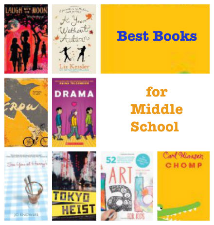 7th Grade Reading List Pragmaticmom