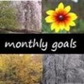 monthly blog goals,