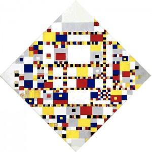 Mondrian: the Victory Boggie-Woogie