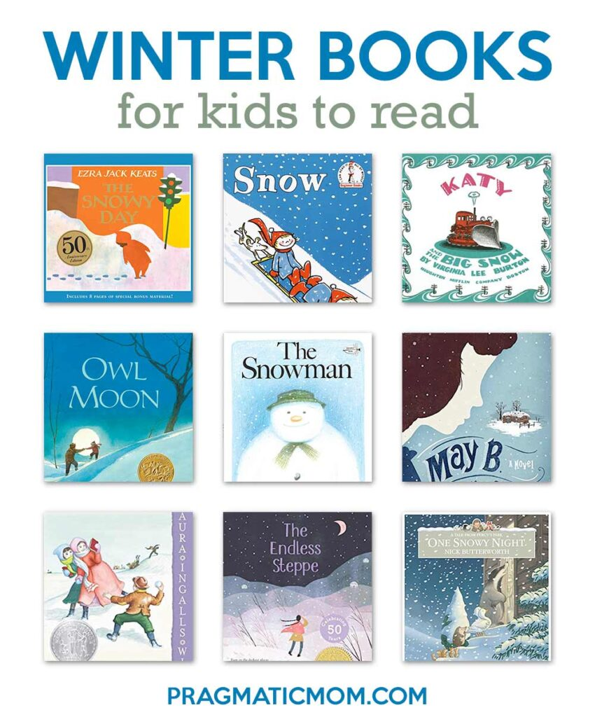 Top 10 Winter Books for Kids