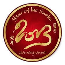 Tet, Chinese New Year, Year of the Snake