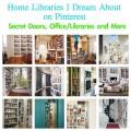 home library, home libraries, secret bookshelf door, secret door to library, secret library door, hidden room door,