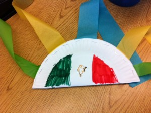 2nd grade studying Mexico