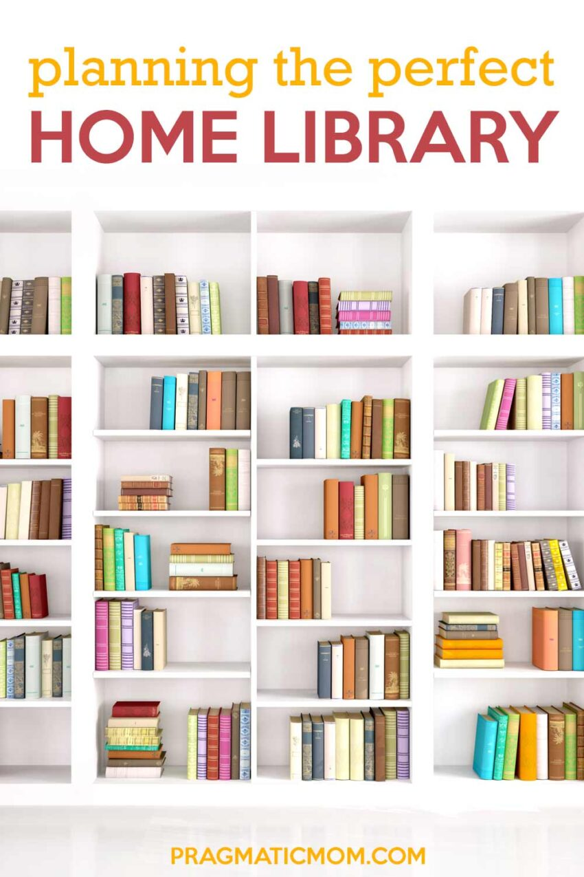 Planning the Perfect Home Library