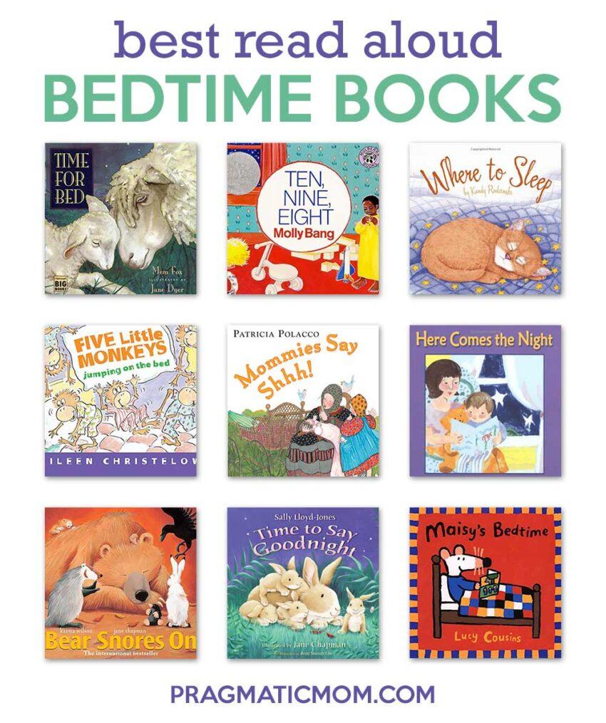 Best Bedtime Books to Read Aloud