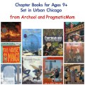4th grade chapter books, chapter books set in Chicago, urban chapter books for kids,