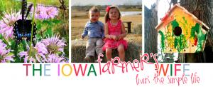 Iowa Farmer's Wife