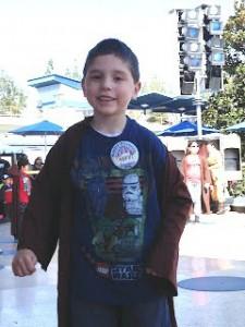 Renn, 5-year-old, epilepsy