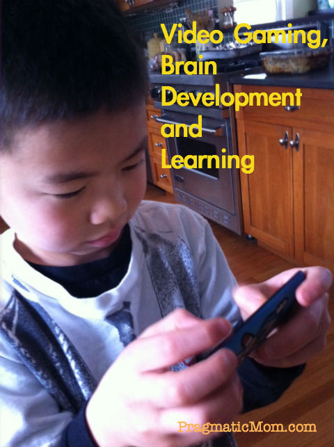 video gaming and learning, video games and brain development, learning and exercise, boys and video games, boys and learning, boys and exercise