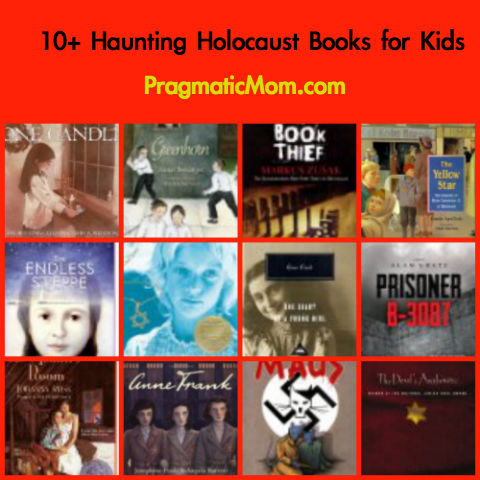 best Holocaust books for kids, best Holocaust books for children, best Holocaust chapter books, best Holocaust chapter books, best Holocaust graphic novels for kids
